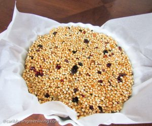 Puffed Millet and Brown Rice Surgar Flattened 2
