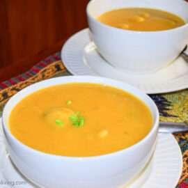 Yellow Split Peas Soup 2