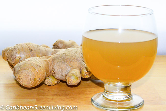 How to make Ginger Nectar