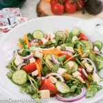 Watercress Harvest Salad