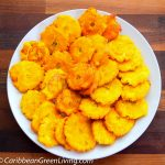 How to make Crispy Fried Green Plantains