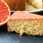 Delicious and Dairy-Free Grapefruit Cake