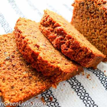 Zucchini Bread 2 1
