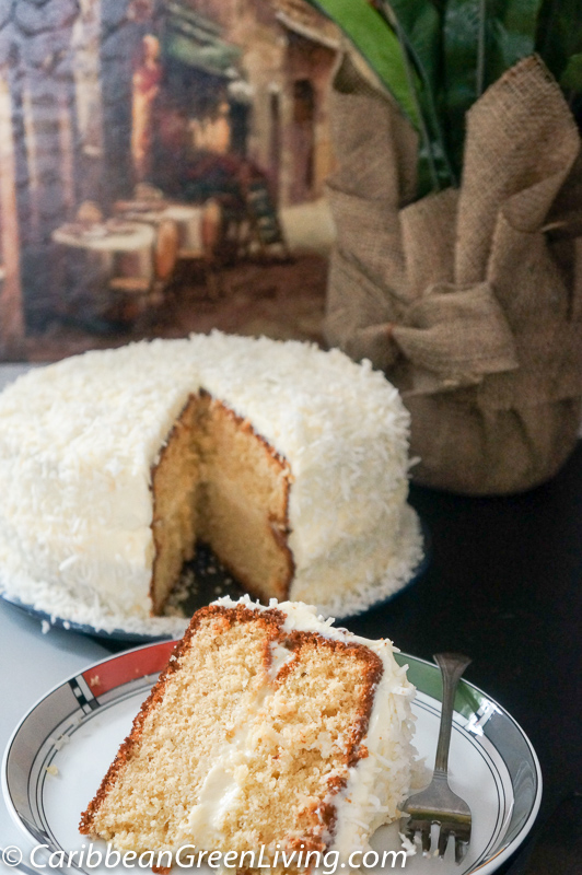 How to make the most flavorful and delicious coconut cake