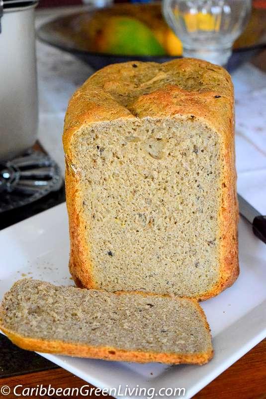 Mushroom and Leek Bread