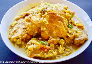 Coconut Curry Chicken 3 2