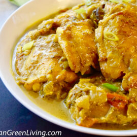 Coconut Curry Chicken 5 2