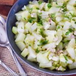 The perfect Quick and Easy Chayote Salad