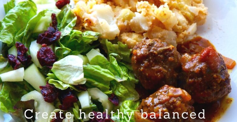 Create healthy balanced meals to manage your salt intake. 2 (1)