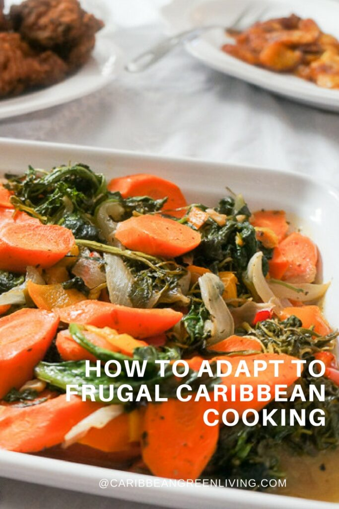 ow to adapt to Frugal Caribbean Cooking