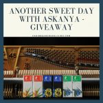 Another Sweet Day with Askanya Giveaway (April 10 – 24)