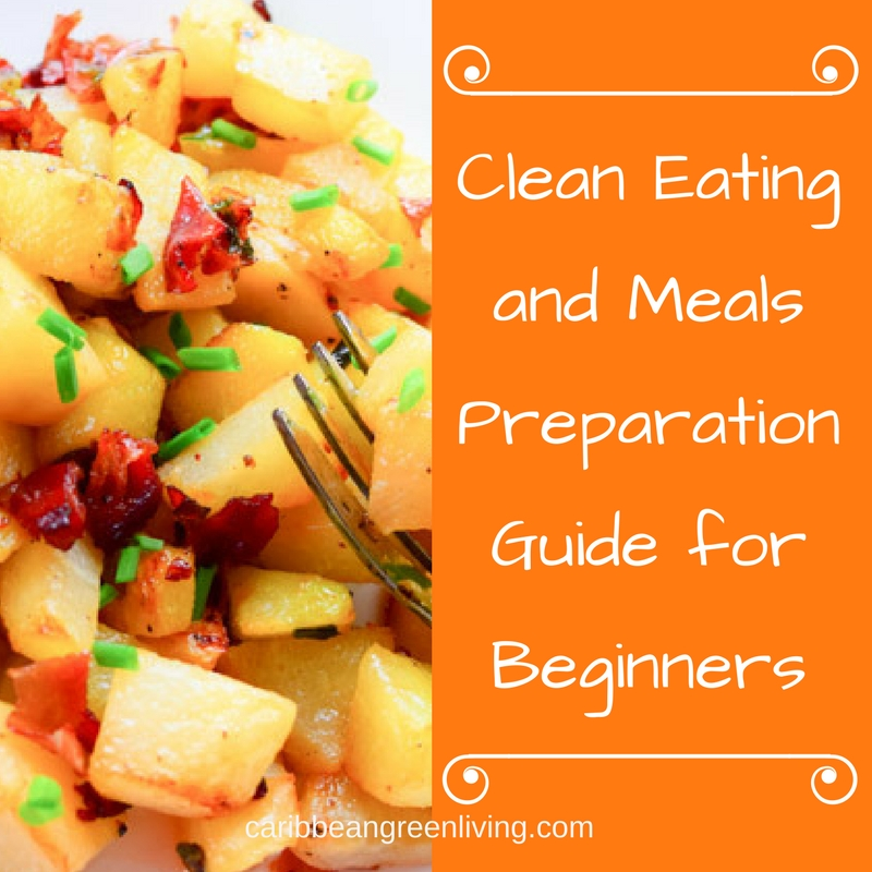 Clean eating post image