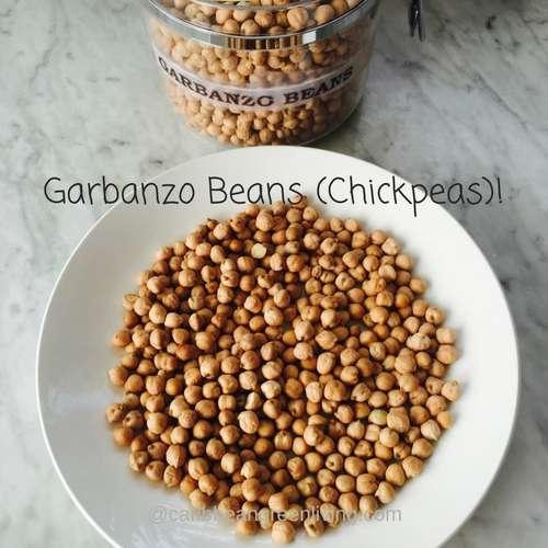 Garbanzo Beans (Chickpeas) (1)