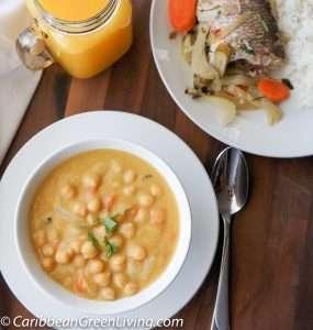 Garbanzo Beans Chickpeas Puree 3 1