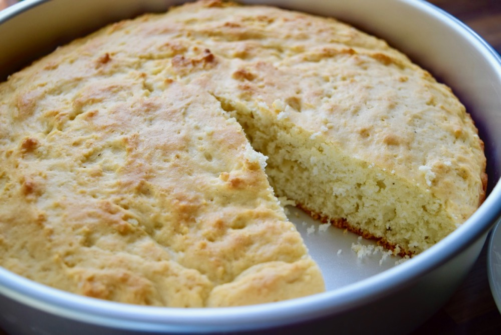 Johnny Cake Recipe Without Cornmeal