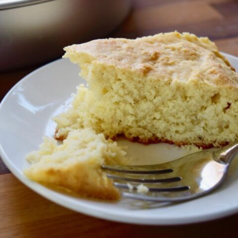 A simple and delicious Johnnycake recipe