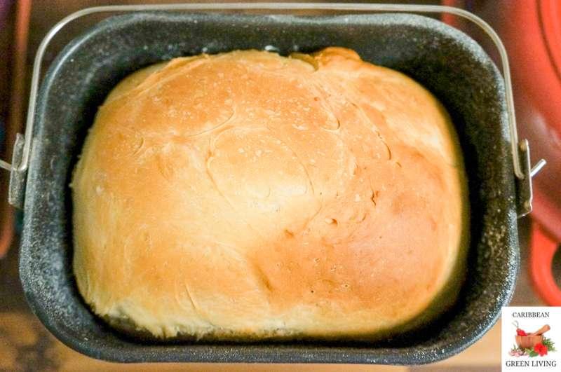 Sally Lunn Bread, an easy bread machine recipe