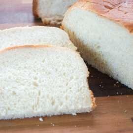 Sally Lunn Bread an easy bread machine recipe 3 1