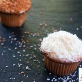 Coconut Cupcakes 5 1