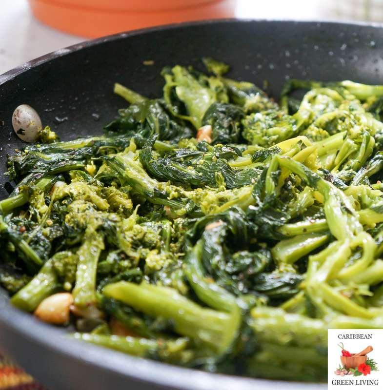 Simple Broccoli Rabe Recipe