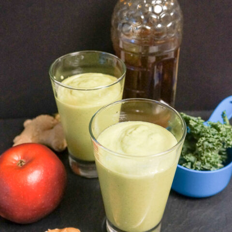 The Greenest Favorite Smoothie