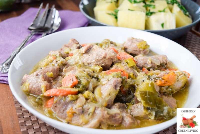 Tatouni, Pork, Leek and Carrot