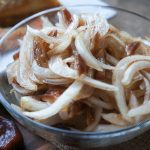 Sweet Onion Salad with Dates