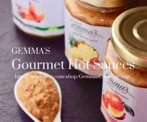 etsy shop hot sauce