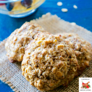 My favorite Oatmeal Coconut Cookies recipe