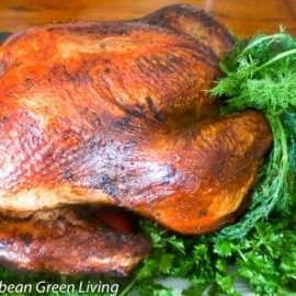 Herbs Roasted Turkey 1