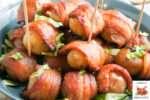 Bacon Wrapped Potatoes