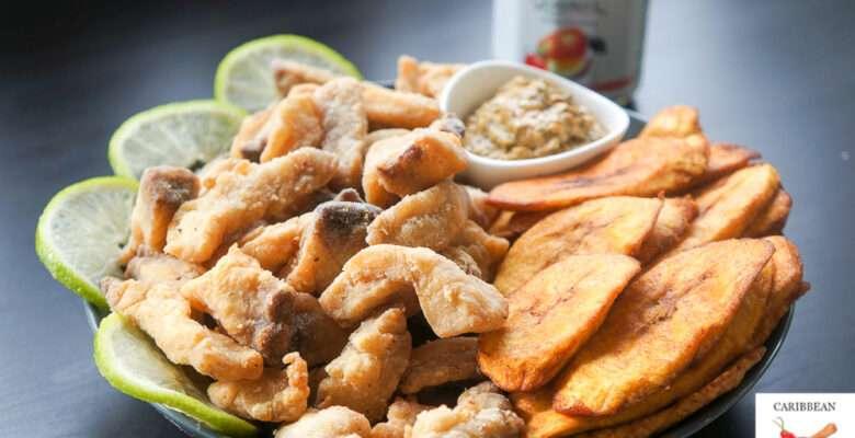 Fried Shark Bites