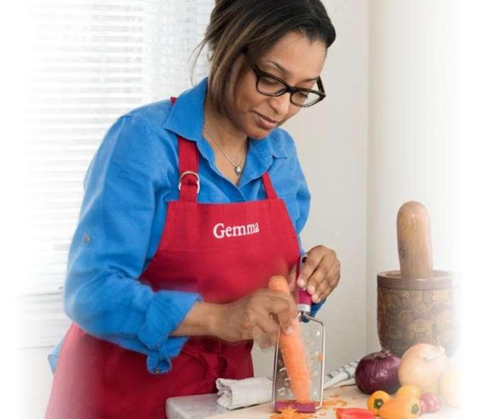 Gemma Cooking