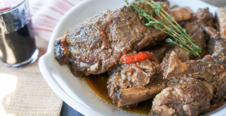 Simple Beef Ribs