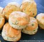Parsley Biscuits