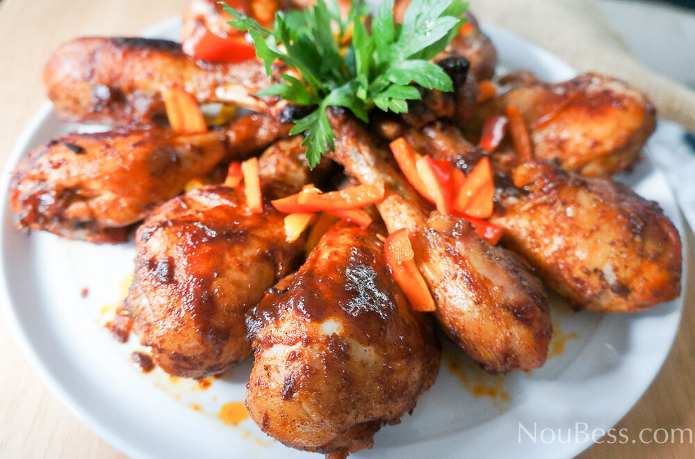 The best and most delicious Barbecue Chicken recipe