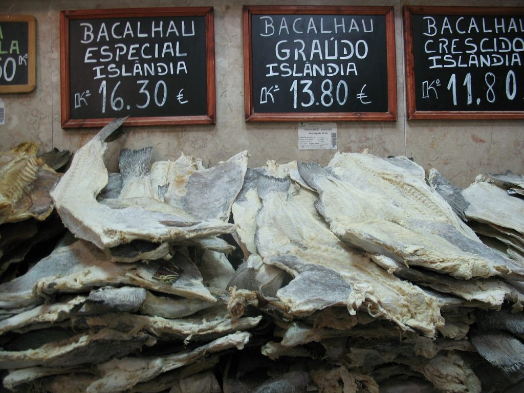 Salted Cod Fish