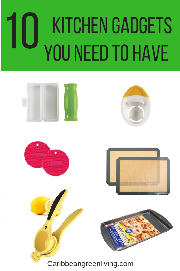 10 KITCHEN GADGETS UNDER $10 YOU NEED TO HAVE