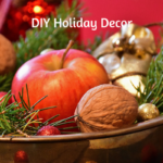 DIY Holiday Decor is easy and original