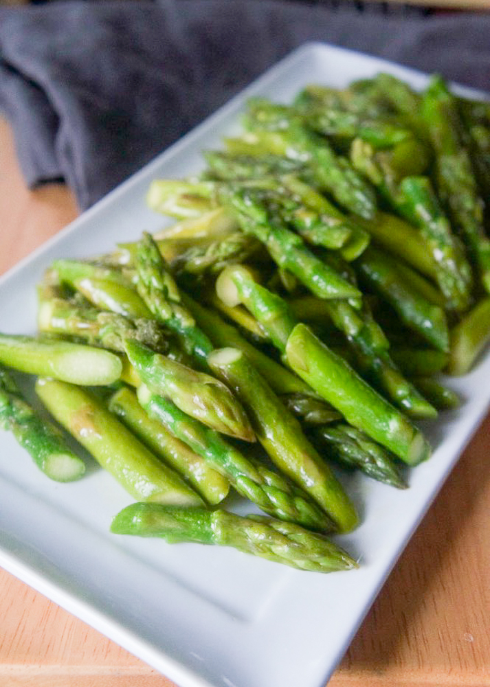 Spicy Asparagus 5