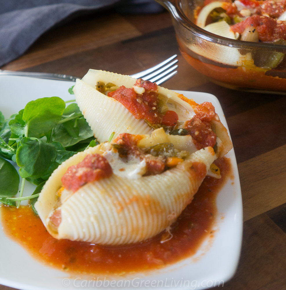 Easiest Stuffed Shells Recipe