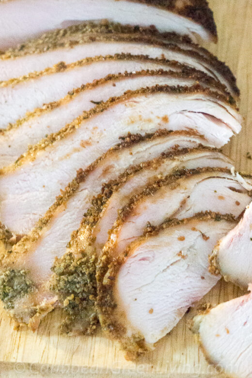 How to make homemade turkey lunch meat