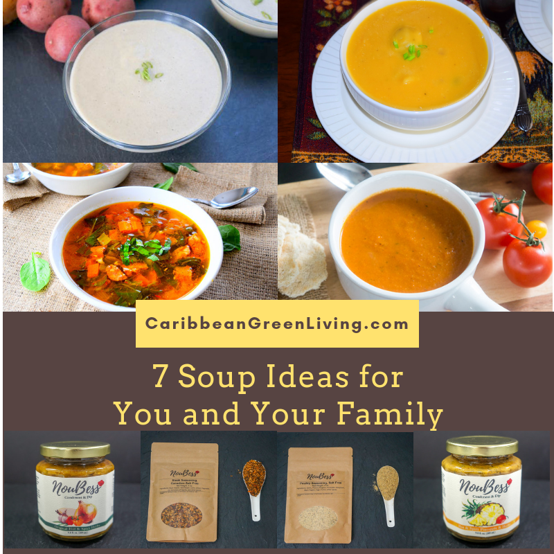 Soup recipe ideas