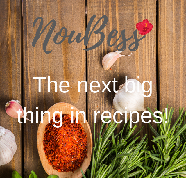 The next big thing in recipes
