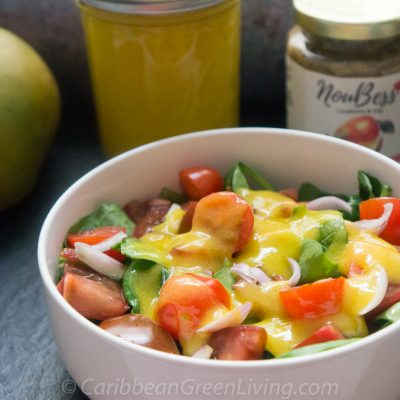 Spicy and Sweet Salad dressing