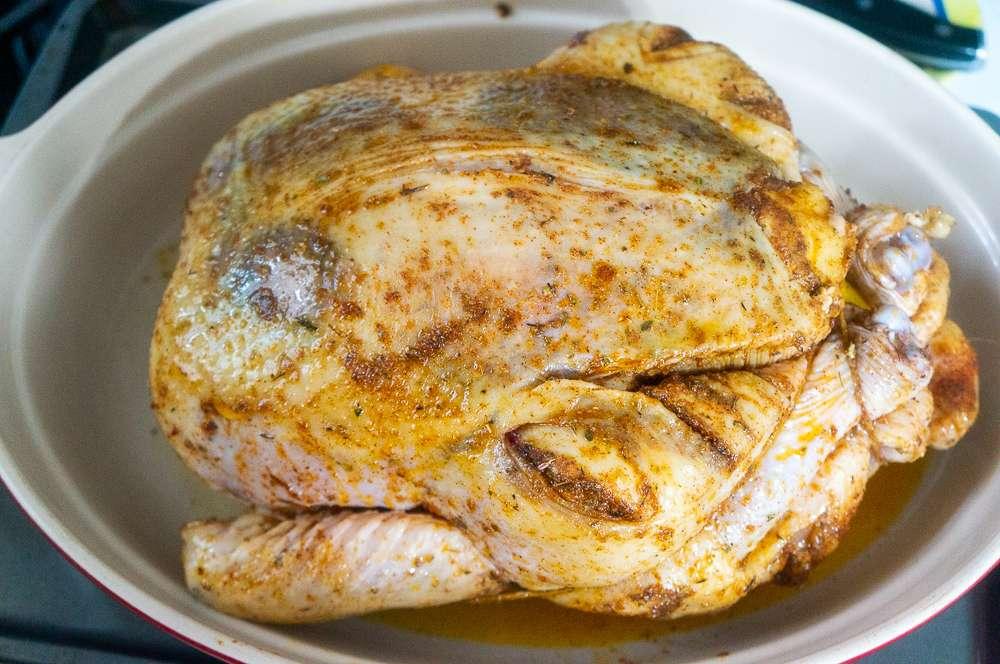Roast Chicken prep2