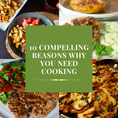 10 Reasons Why You Need Cooking