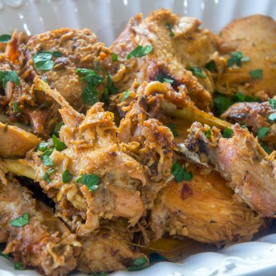 Fowl Chicken Recipe