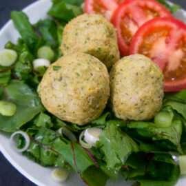 Turkey Meatballs with Squash