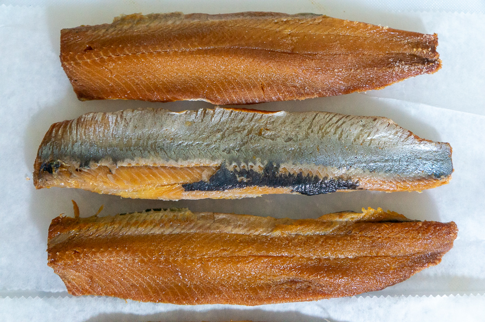 Smoked Herrings